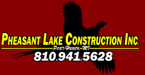Pheasant Lake Construction